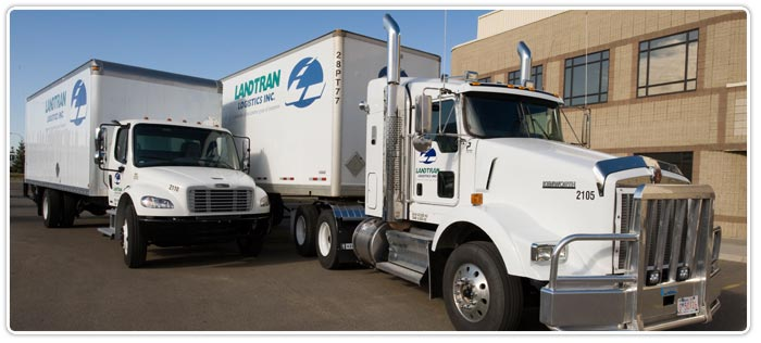 Services - Landtran Logistics